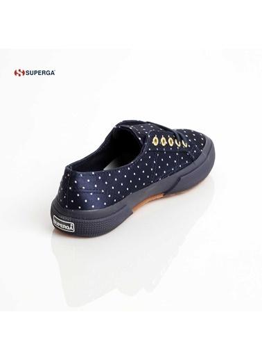 Superga Spor Ayakkabı Lacivert